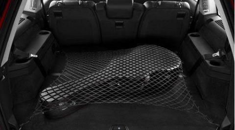 V70 / XC70 Net, load compartment
